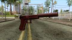 Glock 17 Silenced v1