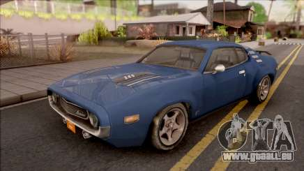 Driver PL Cerrano Final Version pour GTA San Andreas