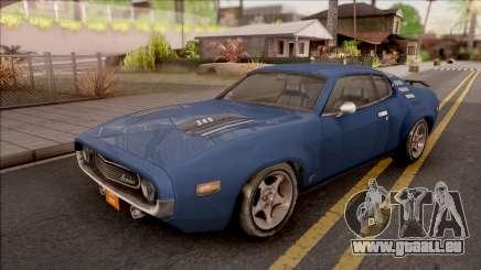 Driver PL Cerrano Final Version für GTA San Andreas