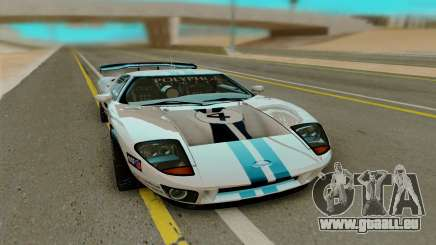 Ford GT LM Gran Turismo pour GTA San Andreas