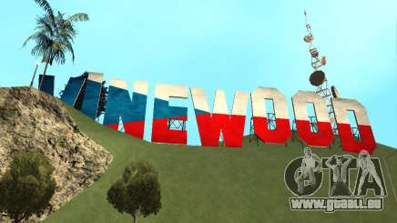 Czech Vinewood pour GTA San Andreas