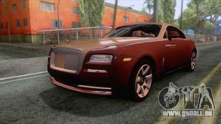 Rolls-Royce Wraith 2014 Coupe für GTA San Andreas