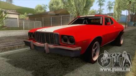 Ford Gran Torino Drag 1975 für GTA San Andreas