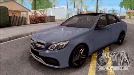 Mercedes-Benz E63 AMG v2 für GTA San Andreas