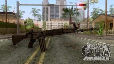 Howa Type 89 Assault Rifle für GTA San Andreas