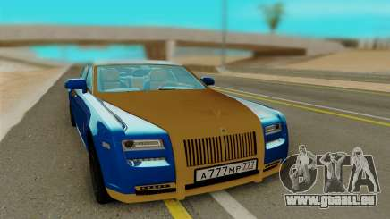 Rolls Roys Ghost pour GTA San Andreas