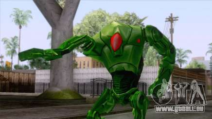 Star Wars - Green Super Battle Droid Skin pour GTA San Andreas