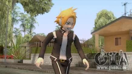 My Hero Academia - Denki Kaminari Suit Hero v1 pour GTA San Andreas