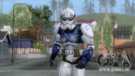 Star Wars JKA - Clone Assassin Skin für GTA San Andreas