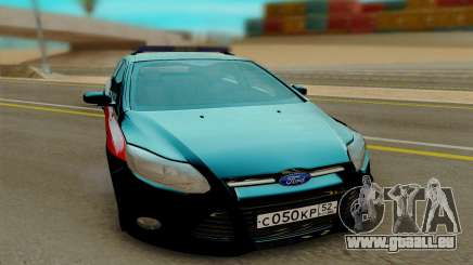 Ford Focus 3 pour GTA San Andreas