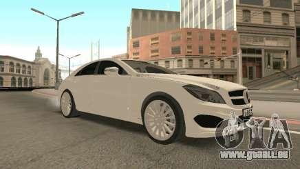 Mercedes-Benz CLS 400 Bulkin edition pour GTA San Andreas
