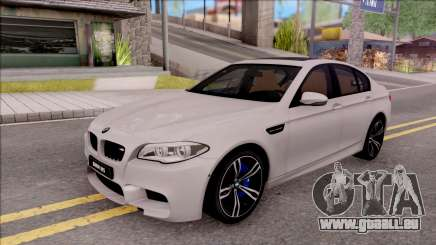 BMW M5 F10 Stock v2 pour GTA San Andreas