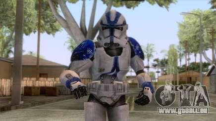 Star Wars JKA - 501st Legion Skin v1 pour GTA San Andreas