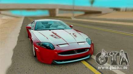 Jaguar XKR S 2012 pour GTA San Andreas