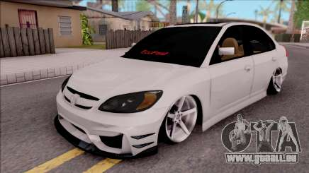Honda Civic E.K MODS pour GTA San Andreas