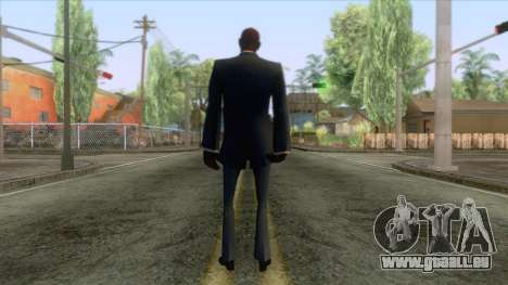 Team Fortress 2 - Spy Skin v1 pour GTA San Andreas