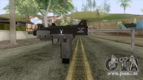 GTA 5 - Micro SMG pour GTA San Andreas