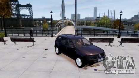 Renault Duster für GTA 4