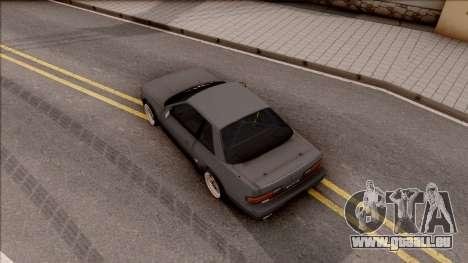 Nissan Silvia S13 FM7 für GTA San Andreas Rückansicht