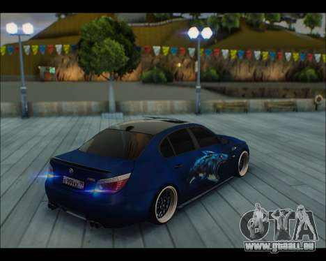 BMW M5 E60 Akula für GTA San Andreas