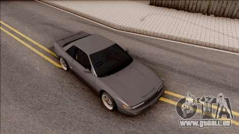 Nissan Silvia S13 FM7 für GTA San Andreas rechten Ansicht