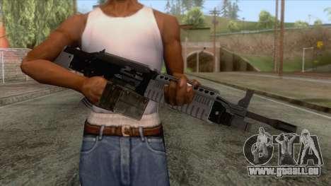 GTA 5 - Combat MG pour GTA San Andreas