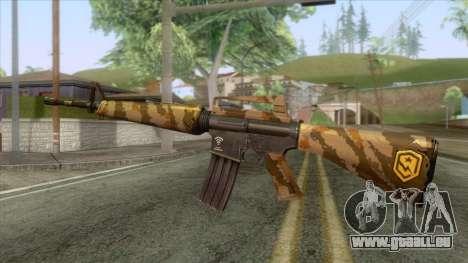 M16A1 Veteran pour GTA San Andreas