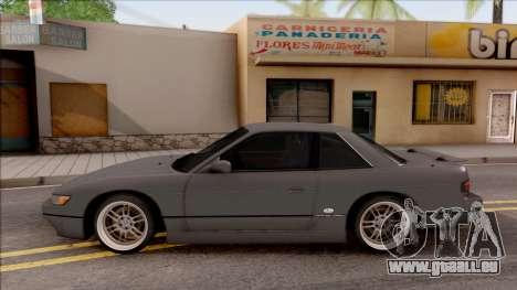 Nissan Silvia S13 FM7 für GTA San Andreas linke Ansicht