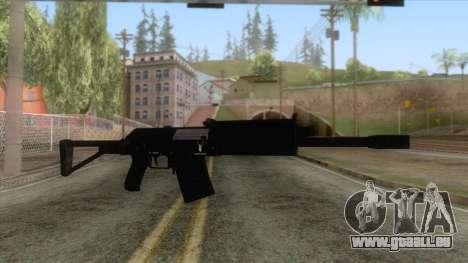 GTA 5 - Heavy Shotgun für GTA San Andreas