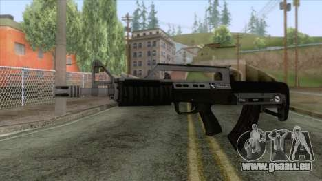 GTA 5 - Bullpup Rifle für GTA San Andreas