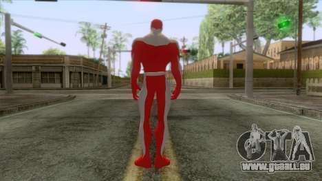 Eletric Superman Skin v1 pour GTA San Andreas