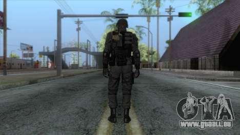 Overalls X Skin pour GTA San Andreas