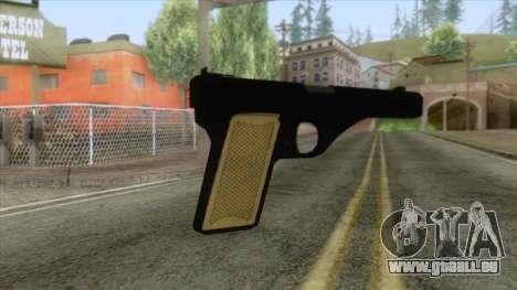 GTA 5 - Vintage Pistol für GTA San Andreas