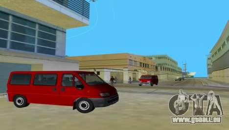 Fiat Ducato Mk2 1999 für GTA Vice City