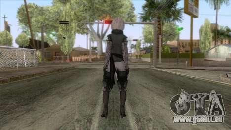 Nier Automata 2B DLC für GTA San Andreas