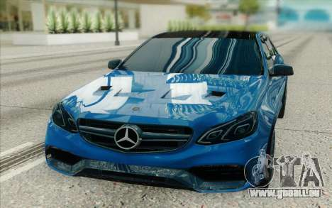 Mercedes-Benz E63 4matic pour GTA San Andreas