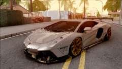 Lamborghini Aventador Liberty Walk 2012