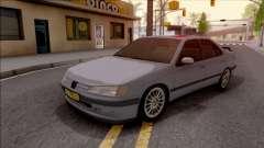 Peugeot 406s für GTA San Andreas