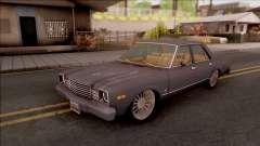Dodge Aspen Custom für GTA San Andreas