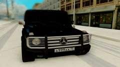 Mercedes-Benz G 55 AMG pour GTA San Andreas