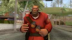 Team Fortress 2 - Soldier Skin v2 für GTA San Andreas