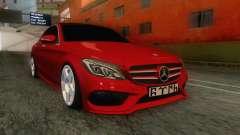 Mercedes-Benz C250 Stance