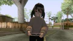 Anna Home Style Skin pour GTA San Andreas