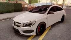 Mercedes-Benz CLA 45 AMG Shooting Breake v1 pour GTA San Andreas