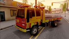 Ford Cargo of CCR für GTA San Andreas