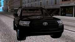Toyota Land Cruiser 200 V6 für GTA San Andreas
