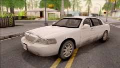 Lincoln Town Car L Signature 2010 IVF für GTA San Andreas
