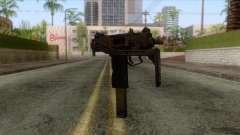 Pay day 2 - Micro Uzi pour GTA San Andreas