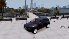Renault Duster pour GTA 4