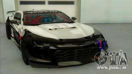 Chevrolet Camaro ZL 1 pour GTA San Andreas